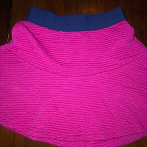 Cat & Jack pink circle skirt